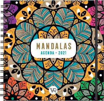 portada Agenda Mandalas 2021