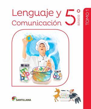portada Pack Lenguaje y Comunicación 5 Saber Hacer