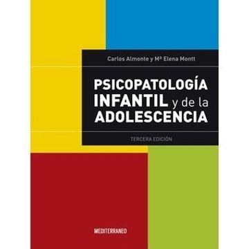 portada Psicopatologia Infantil y de la Adolesce