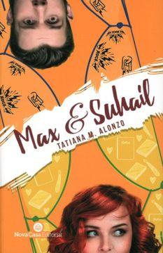 portada Max & Suhail