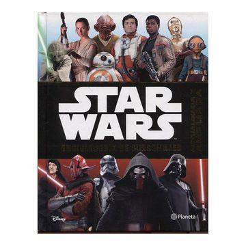 portada Star Wars. Enciclopedia de Personajes Actualizada