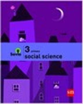 portada Social Science 3° Primary (Proyecto Savia) (Sm) (libro en Inglés)