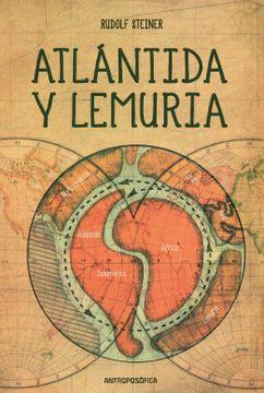 portada Atlántida y Lemuria