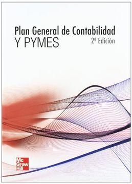 portada Plan General de Contabilidad y Pymes