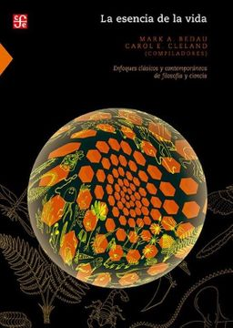 portada La Esencia de la Vida. Enfoques Clásicos y Contemporáneos de Filosofía y Ciencia.