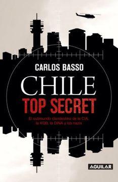 portada Chile top Secret
