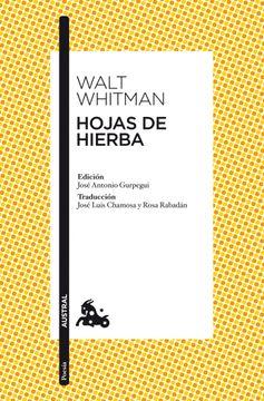 portada Hojas de Hierba