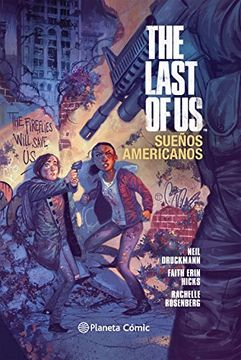 portada The Last of us: Sueños Americanos
