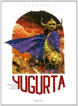 portada Yugurta: Integral 01