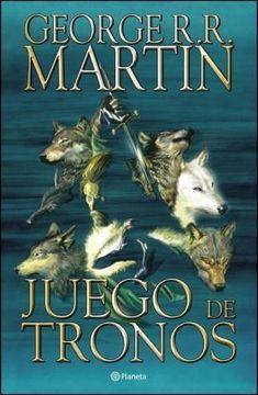 Libro Canción de Hielo y Fuego 1: Juego de Tronos (Comic), Martin ...