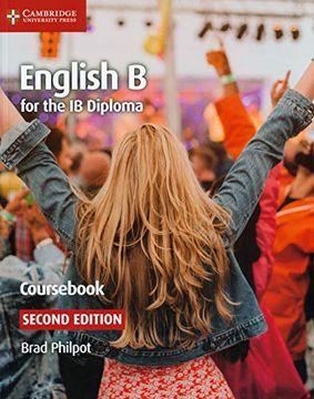portada English b for the ib Diploma Coursebook (libro en Inglés)