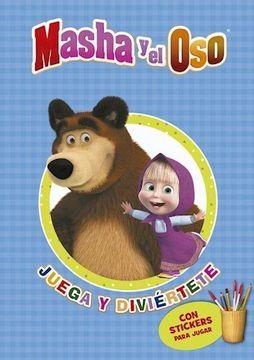 portada Masha y el oso