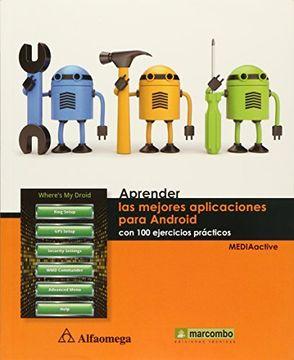portada Aprender las m Aplic. Con Android: Con 100 Ejercicios Prácticos