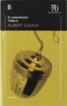 portada Malentendido, el - Caligula
