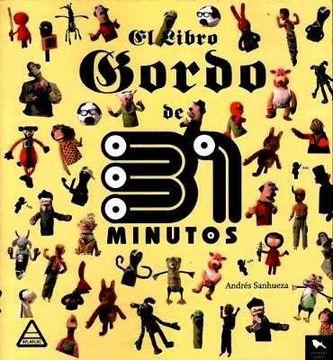 portada Libro Gordo de 31 Minutos, el