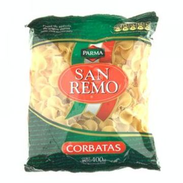 portada CORBATAS (400g) marca San Remo