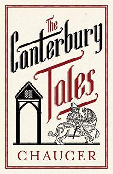 portada The Canterbury Tales (Alma Classics Evergreens) (libro en Inglés)