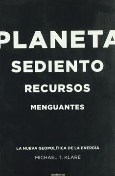 portada Planeta Sediento, Recursos Menguantes