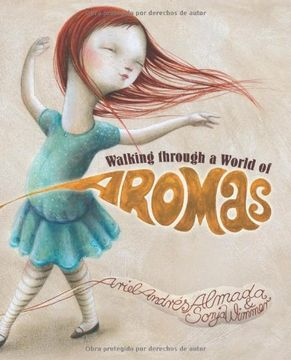 portada Walking Through a World of Aromas (libro en Inglés)