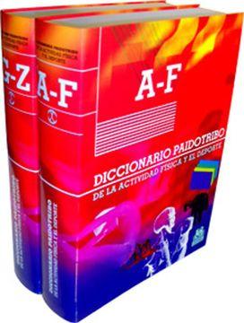 portada Diccionario Paidotribo de la Actividad Fisica y el Deporte 2008