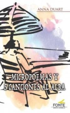 portada Micropoemas y 5 Canciones al Alba