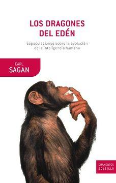 portada Los Dragones del Edén: Especulaciones Sobre la Evolución de la Inteligencia Humana (Drakontos Bolsillo)