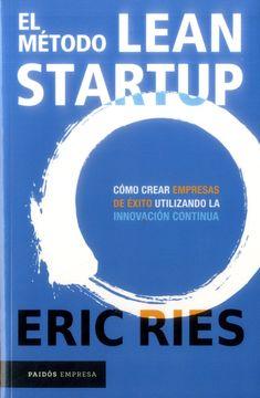 portada El Metodo Lean Startup