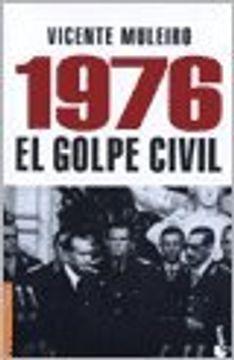 portada 1976 el golpe civil           booket