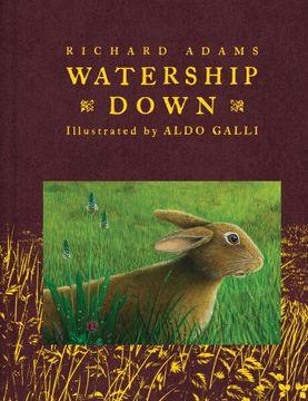 portada Watership Down (Scribner Classics) (libro en Inglés)