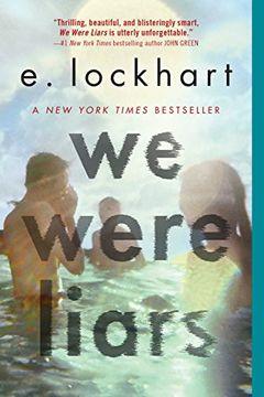 portada We Were Liars (libro en Inglés)