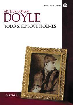 portada Todo Sherlock Holmes