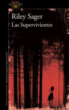 portada Las Supervivientes
