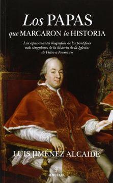 portada Los Papas que Marcaron la Historia