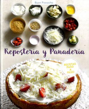 portada Repostería y Panadería