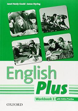 portada English Plus: 3: Workbook With Online Practice (libro en Inglés)