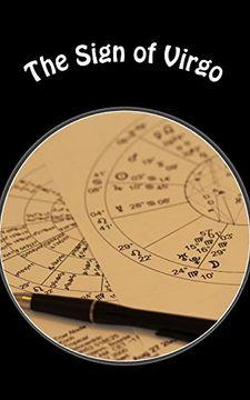 portada The Sign of Virgo (journal, diary, notebook)