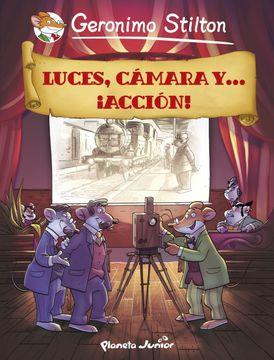 portada Luces, Cámara Y.    Acción!