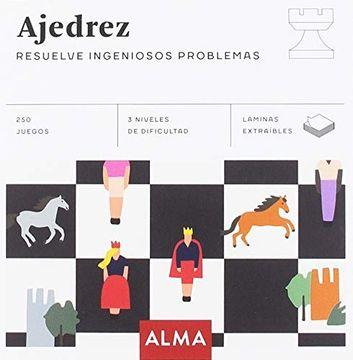 portada Ajedrez (Cuadrados de Diversión)
