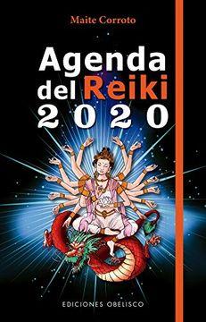 portada Agenda del Reiki 2020