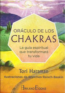 portada Oraculo de los Chakras