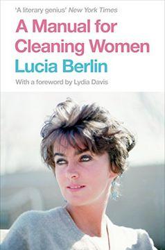 portada A Manual for Cleaning Women: Selected Stories (libro en inglés)