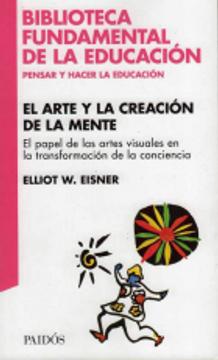 portada Bib. Educ el Arte y la Creación de la Mente