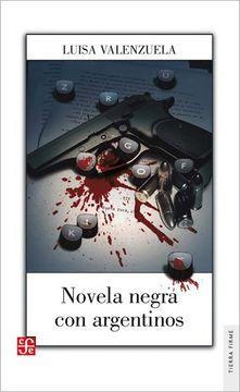 portada Novela Negra con Argentinos