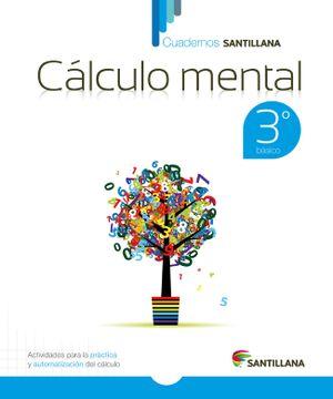 portada Cuadernos Calculo Mental 3