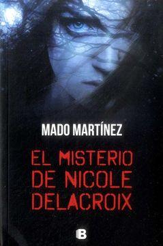 portada Misterio de Nicole Delacroix, el