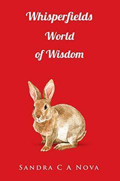 portada Whisperfields (libro en Inglés)