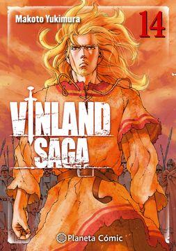 portada Vinland Saga 14