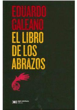 portada Libro de los Abrazos, el