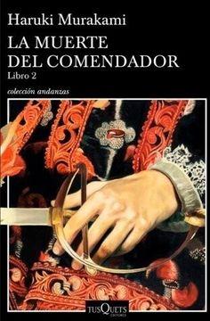 portada La Muerte del Comendador (Libro #2)