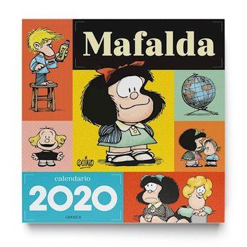 portada MAFALDA 2020, CALENDARIO DE PARED